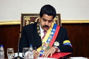Maduro usurpador