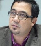 Doctor Edgardo Boscán, abogado en ejercicio (Foto Yonny Camacho).
