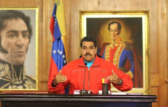 Maduro reconoció los resultados inmediatamente después de la emisión del primer boletín del CNE