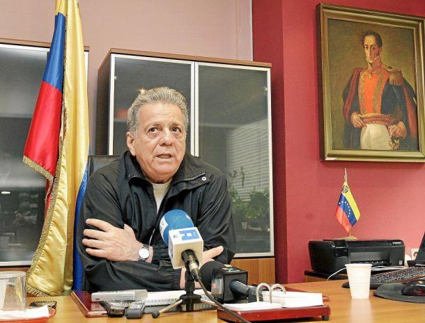 Julián Isaías Rodríguez (CORTESÍA)