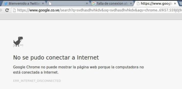 La situación podría empeorar si las compañías de Internet no pueden conectarse con el mundo exterior, ya que muchos venezolanos confían en los servicios basados en la Web como WhatsApp (Notipanda)